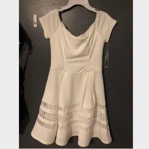 Francescas White dress